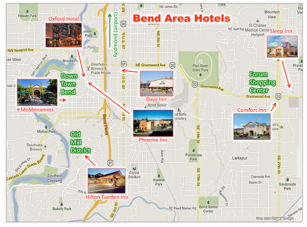 Bend Hotels